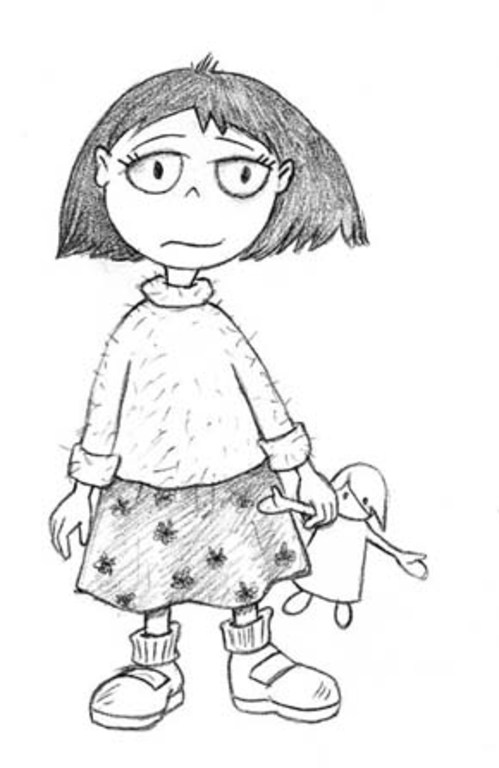 galerie portait malerei zeichnung illustration  karina schlaffer
